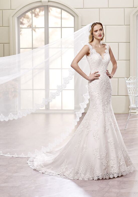 Eddy K 77994 Mermaid Wedding Dress