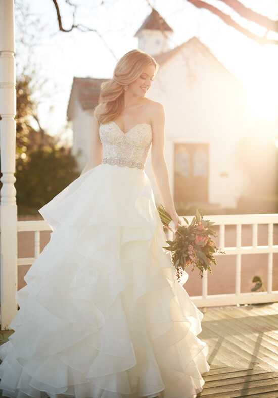 Martina Liana Cody+Skylar Ball Gown Wedding Dress