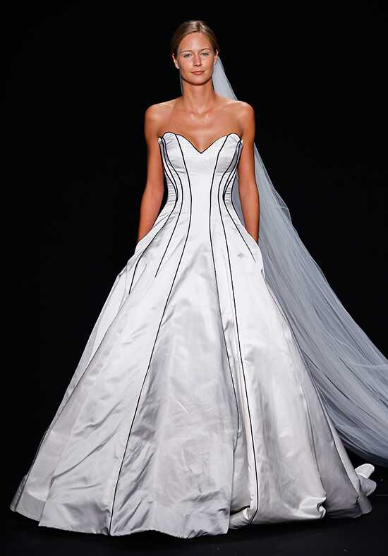 Mark Zunino for Kleinfeld 153 Ball Gown Wedding Dress