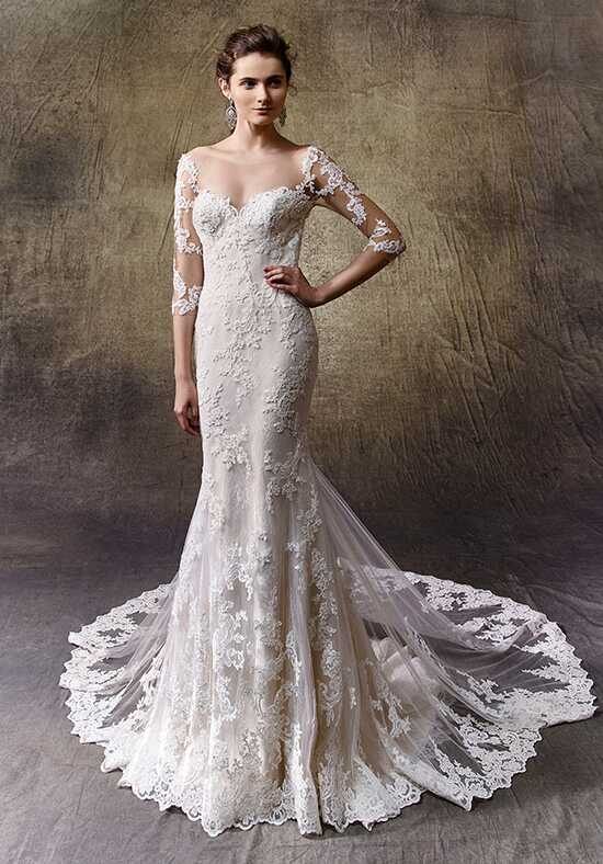 Enzoani Leah Mermaid Wedding Dress