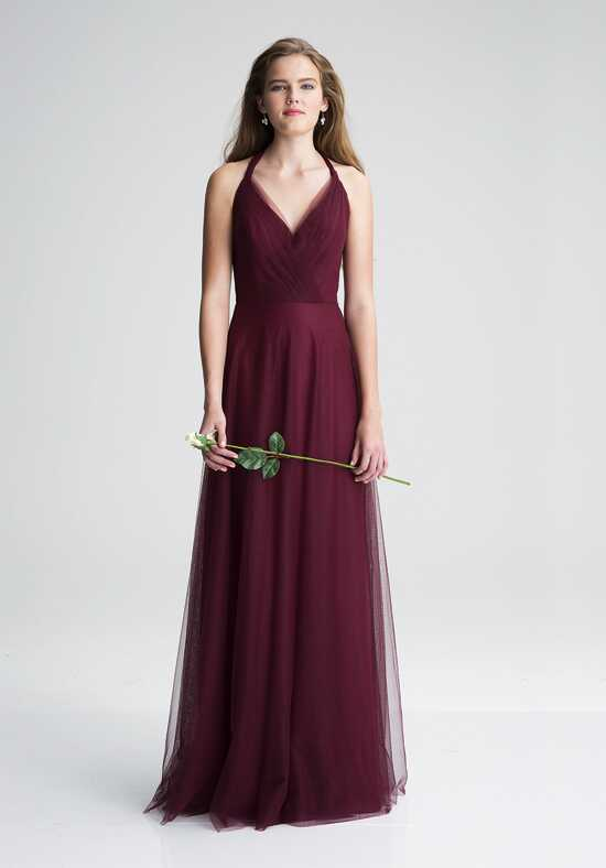 Bill Levkoff 1420 V-Neck Bridesmaid Dress