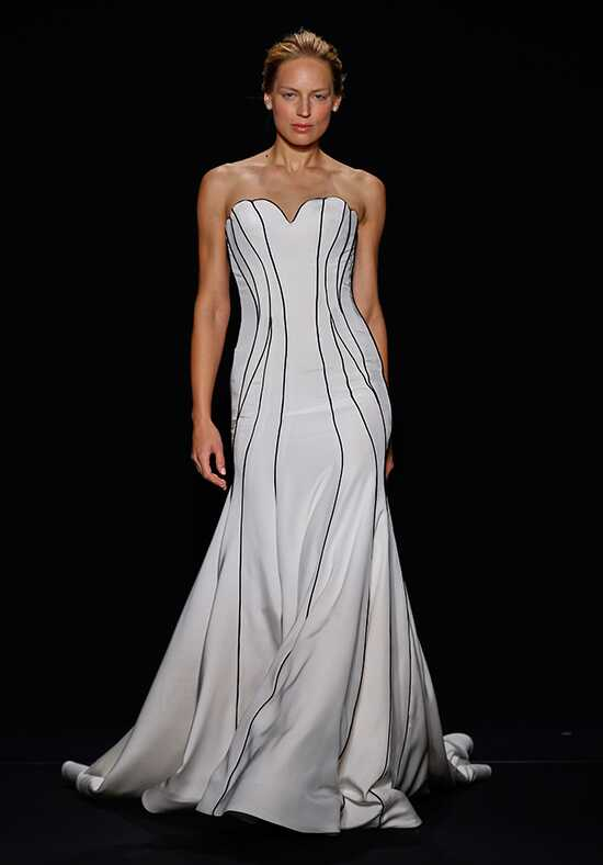 Mark Zunino for Kleinfeld 144 Mermaid Wedding Dress