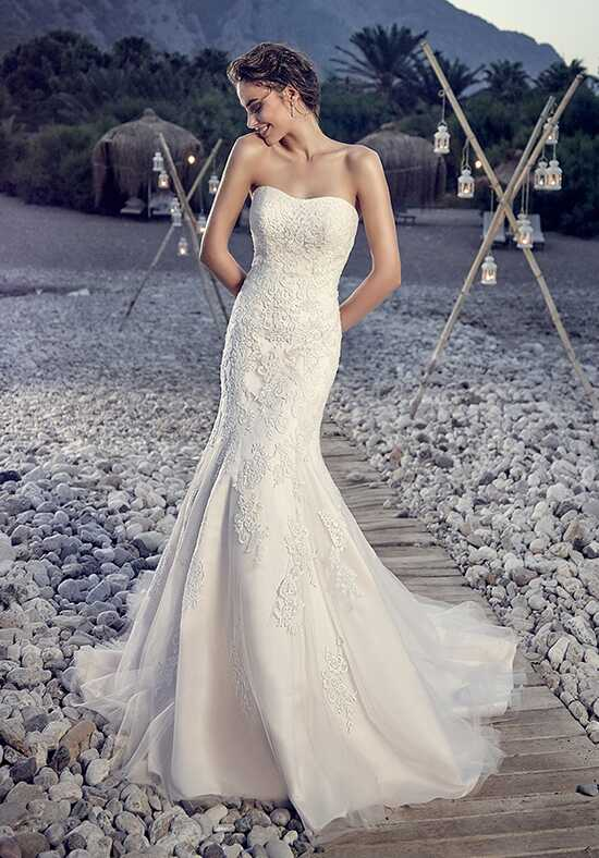 Eddy K Catalina Mermaid Wedding Dress