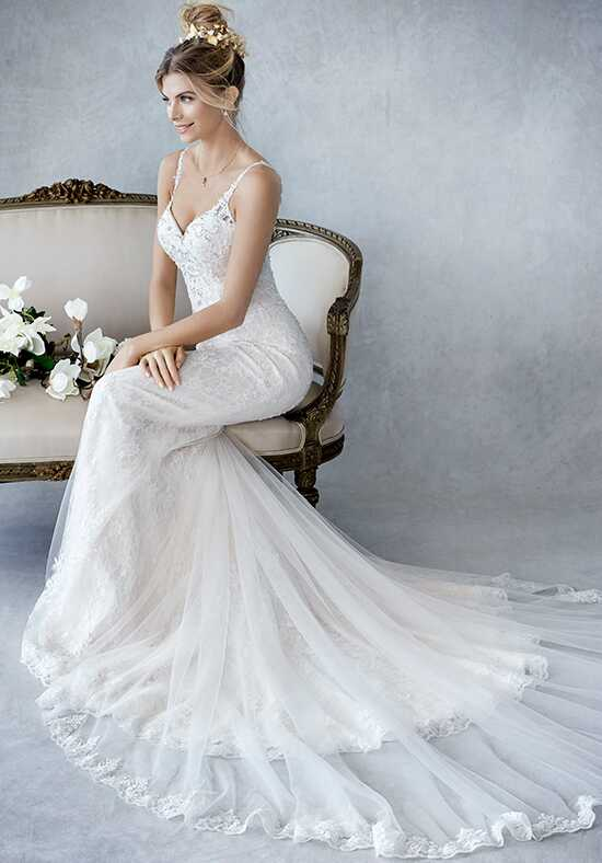 Kenneth Winston: Ella Rosa Collection BE439 Mermaid Wedding Dress
