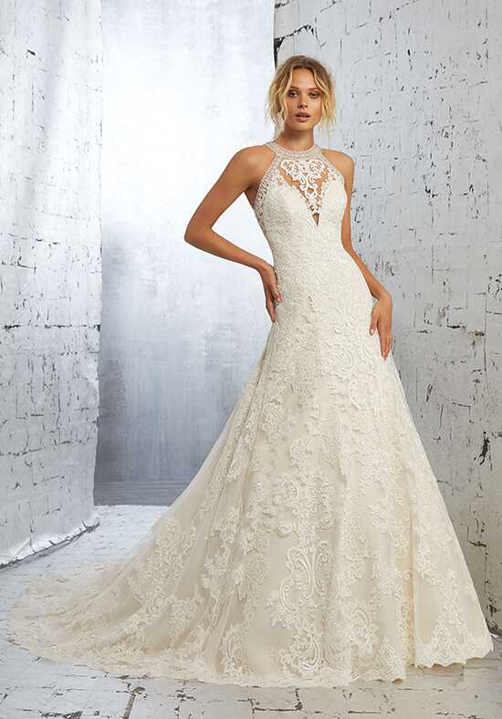 AF Couture: A Division of Morilee by Madeline Gardner Kailani/1708 A-Line Wedding Dress