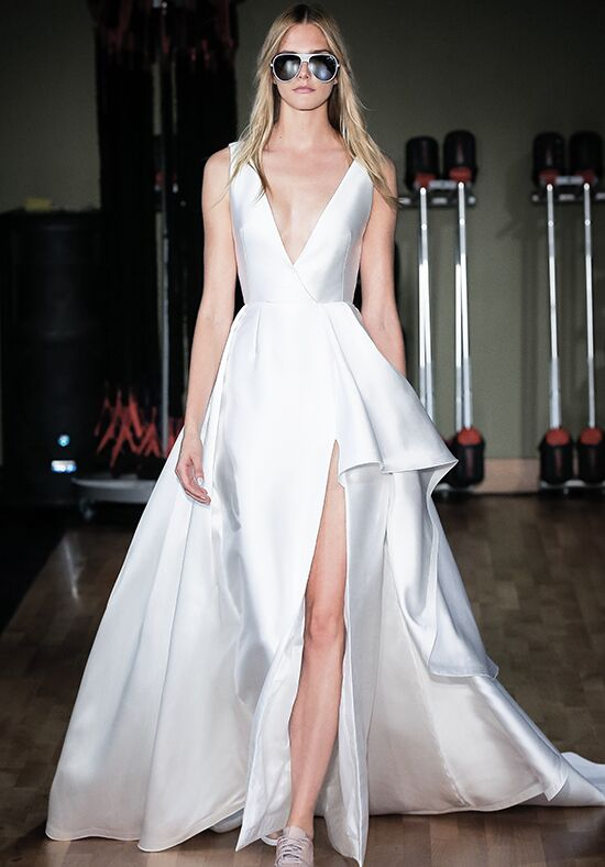 Rivini by Rita Vinieris Walsh A-Line Wedding Dress