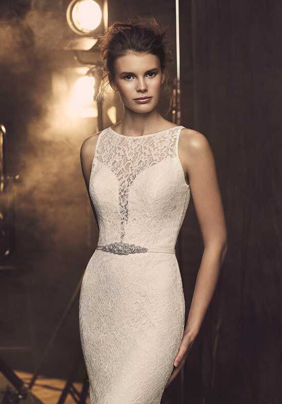 Mikaella 2078 Sheath Wedding Dress