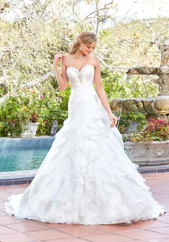 Ivoire Firenze ROSALIA, V1718 Ball Gown Wedding Dress