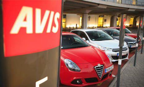 Avis Car Rental Collingwood