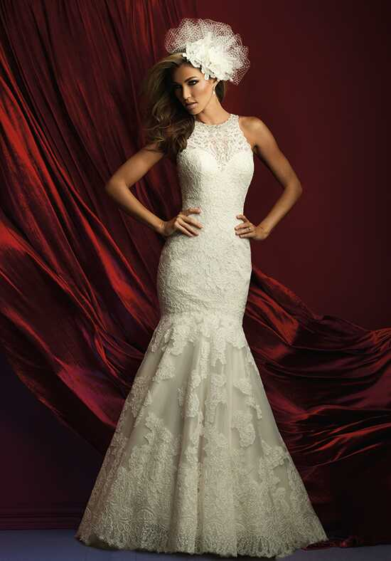 Allure Couture C360 Mermaid Wedding Dress