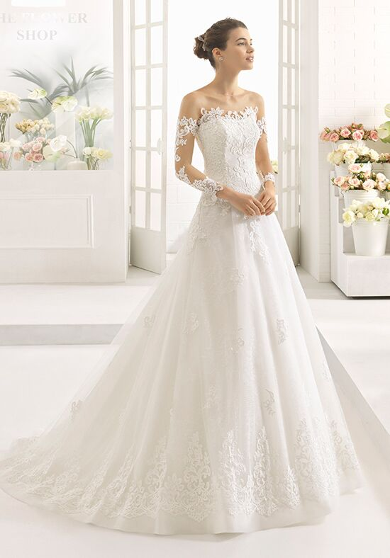 Aire Barcelona Calista A-Line Wedding Dress