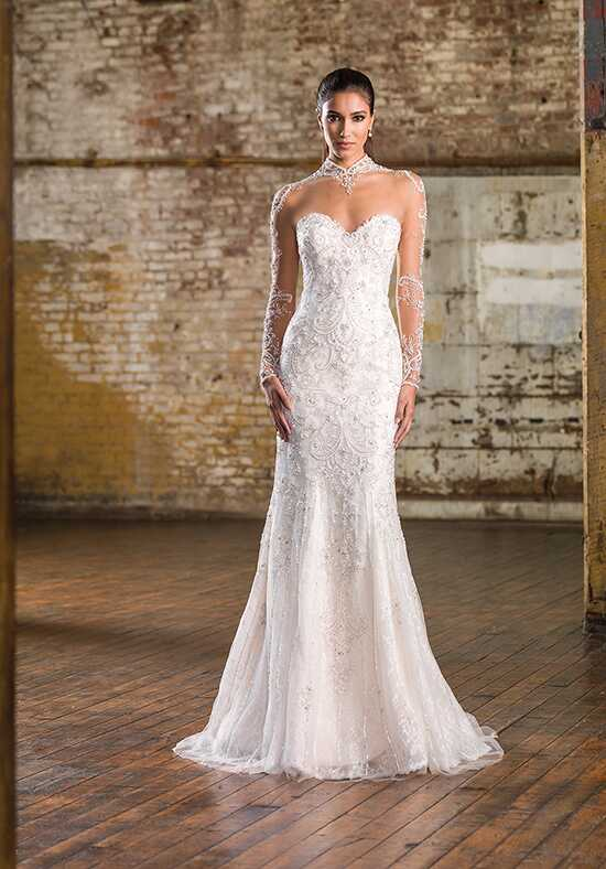 Justin Alexander Signature 9832 Mermaid Wedding Dress
