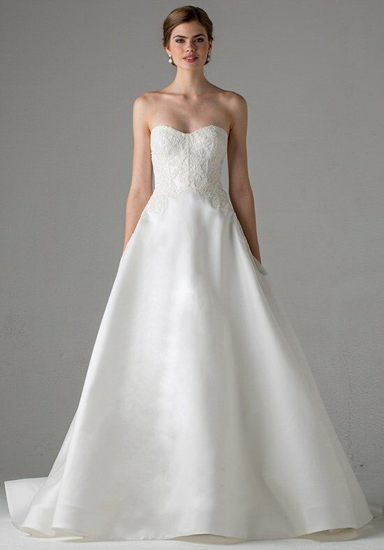 Anne Barge Lyon A-Line Wedding Dress