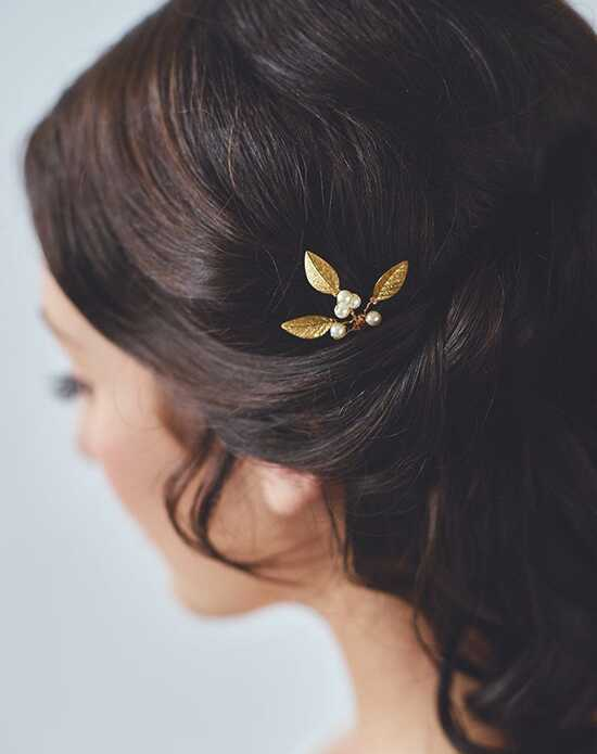 Davie & Chiyo | Hair Accessories & Veils Adele Hairpin Gold, Pink, Silver Pins, Combs + Clip