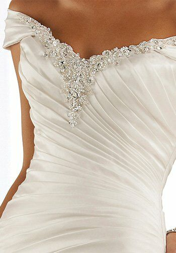Bonny Bridal 214 Mermaid Wedding Dress