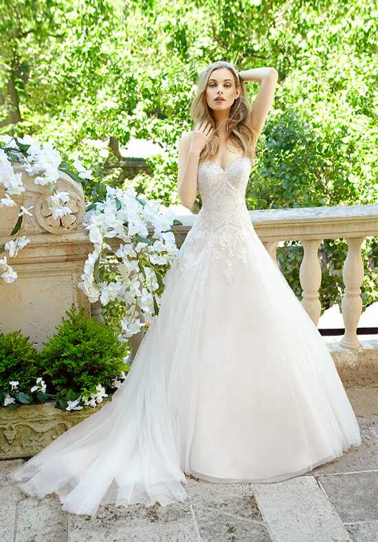 Moonlight Collection J6474 Wedding Dress photo
