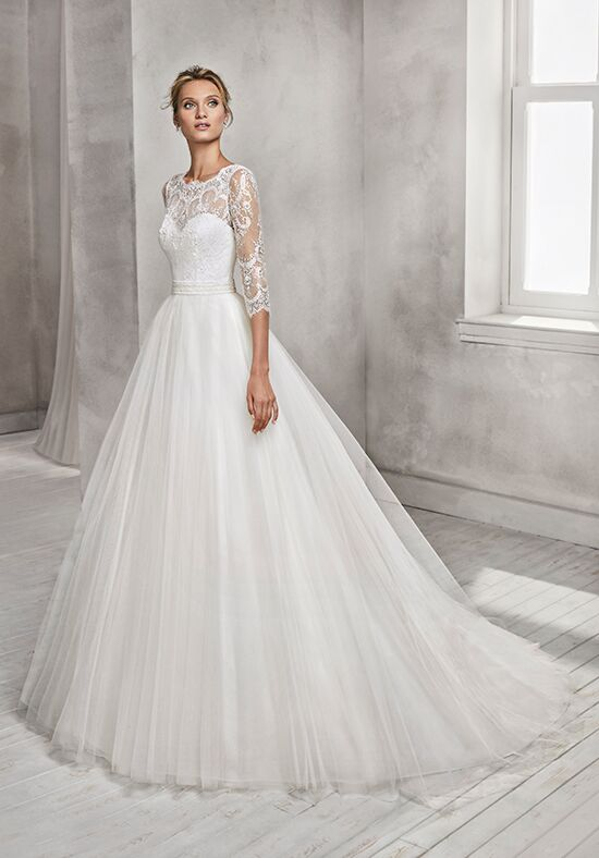Luna Novias HENIL Ball Gown Wedding Dress