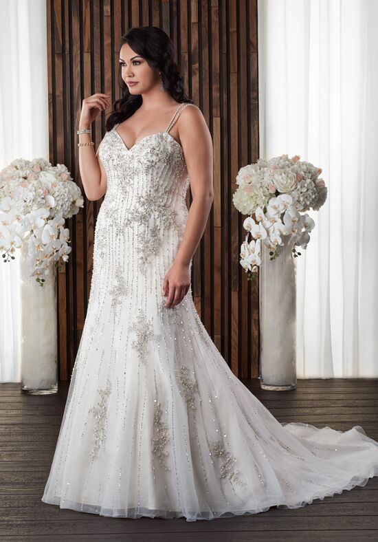 Unforgettable by Bonny Bridal 1716 A-Line Wedding Dress