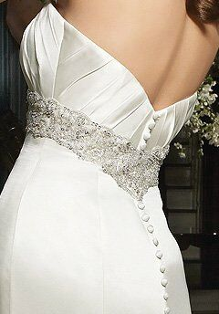 CB Couture B011 Mermaid Wedding Dress