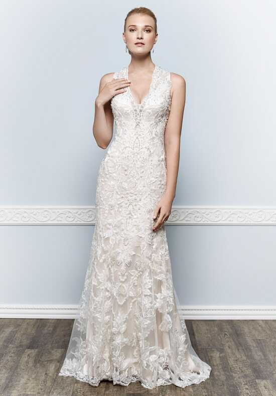 Kenneth Winston 1660 Sheath Wedding Dress