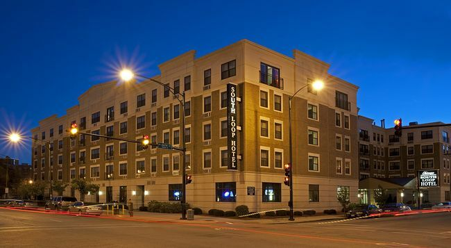 Chicago South Loop Hotel 11 W 26th St Il 60616 Usa 312 225 7000