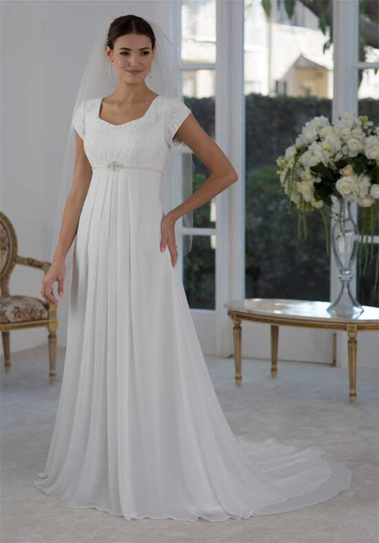 Temp Bridal TB7693 A-Line Wedding Dress