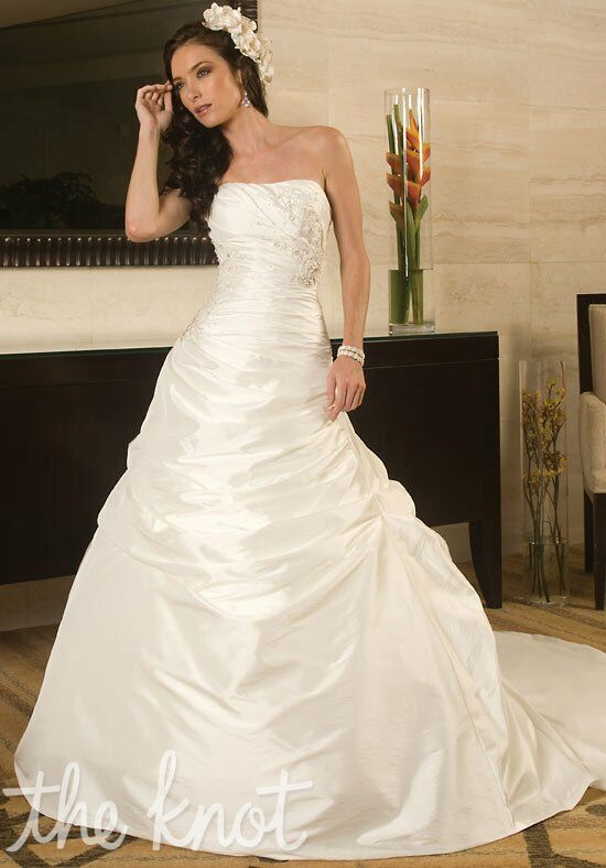 Dere Kiang 11035 A-Line Wedding Dress
