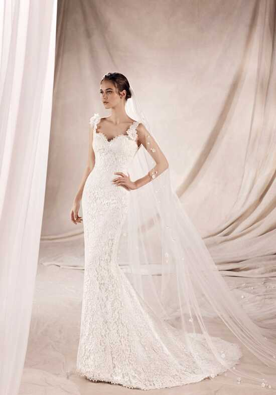 WHITE ONE YATZARI Mermaid Wedding Dress