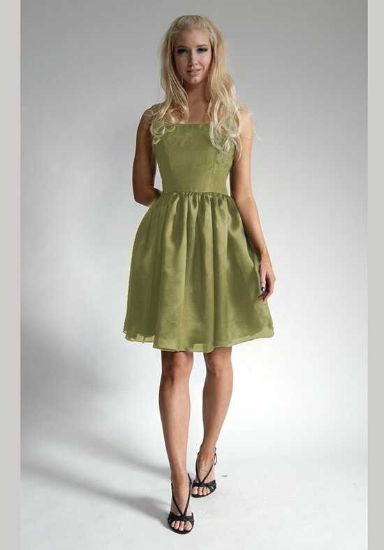 Elizabeth St. John Social Dahlia Bridesmaid Dress photo