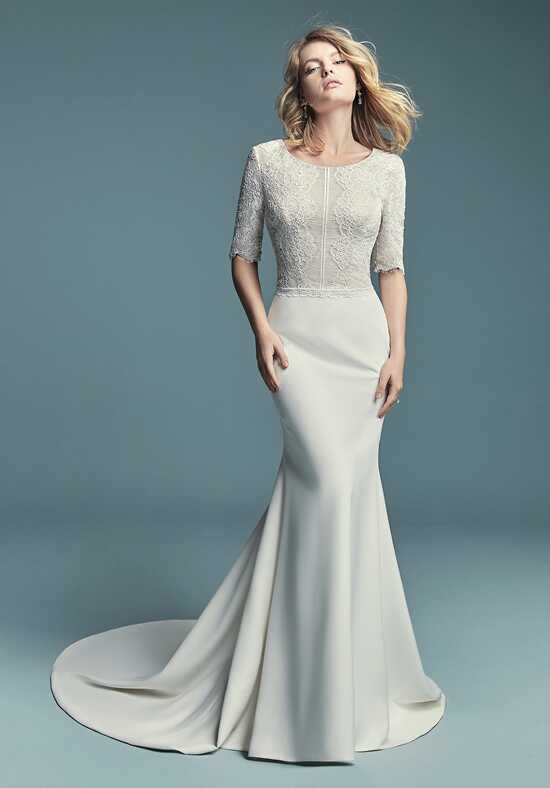 Maggie Sottero Edalene Sheath Wedding Dress