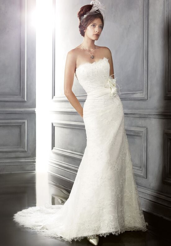 Amaré Couture B045 Mermaid Wedding Dress