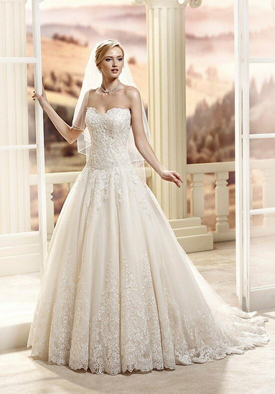 Eddy K EK1039 Wedding Dress