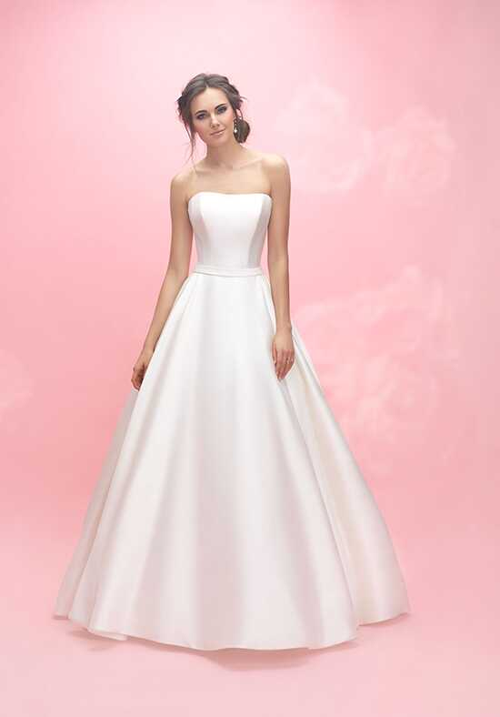 Allure Romance 3065 Ball Gown Wedding Dress