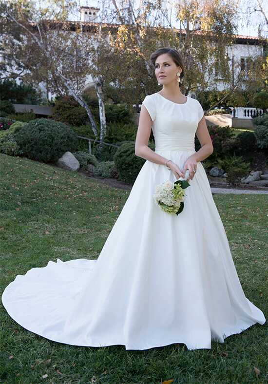 Temp Bridal TB7702 A-Line Wedding Dress