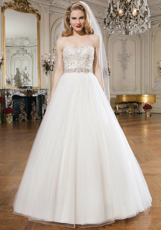 Justin Alexander 8724 Ball Gown Wedding Dress