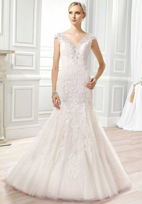 Moonlight Couture H1275 Mermaid Wedding Dress