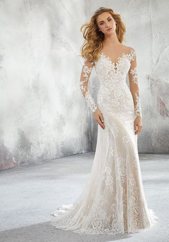 Morilee by Madeline Gardner 8276 / Lorraine A-Line Wedding Dress