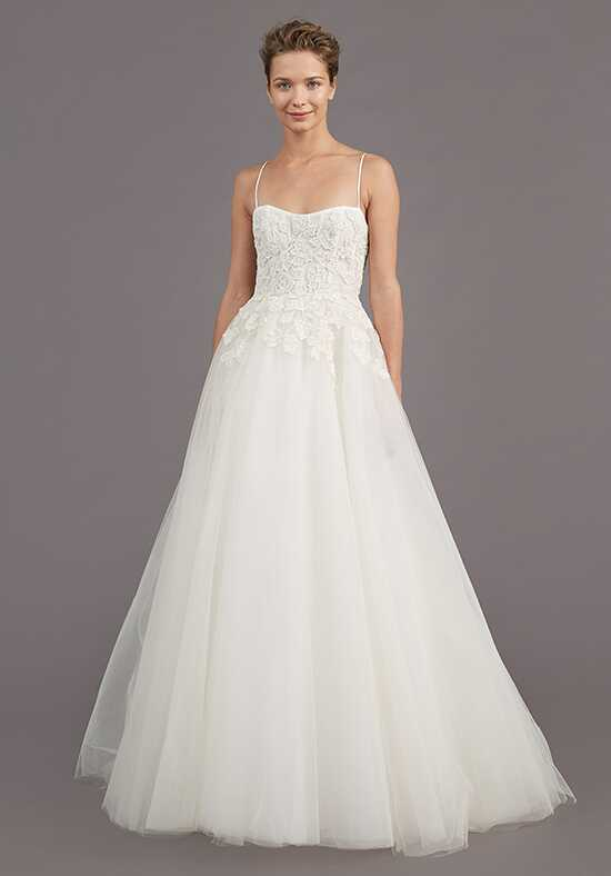 Amsale Holland Ball Gown Wedding Dress