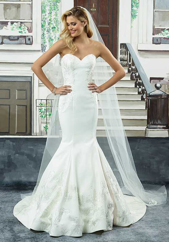 Justin Alexander 8945 Mermaid Wedding Dress