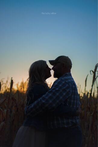 Lisa Poynter and Joe Merchant's Wedding Website
