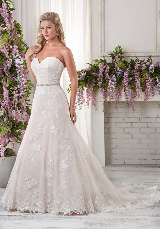 Bonny Bridal 617 Sheath Wedding Dress