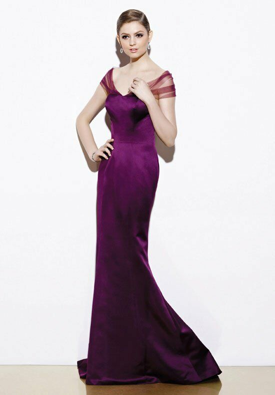 Badgley Mischka BM9 Bridesmaid Dress