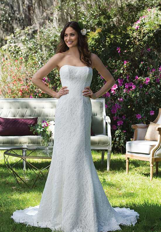 Sincerity Bridal 3948 A-Line Wedding Dress