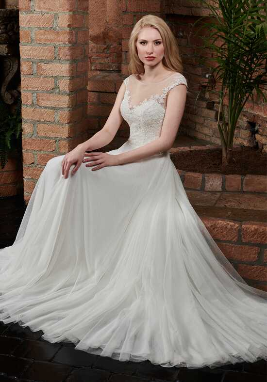 Mary's Bridal MB1022 A-Line Wedding Dress