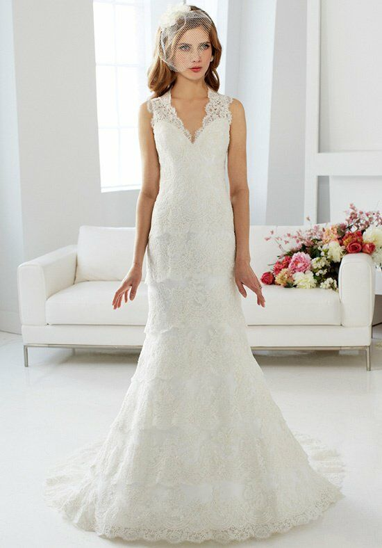 Val Stefani SADIE Mermaid Wedding Dress