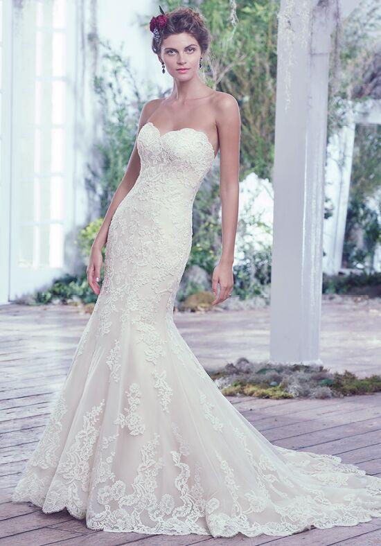 Ruffle wedding dresses uk seller