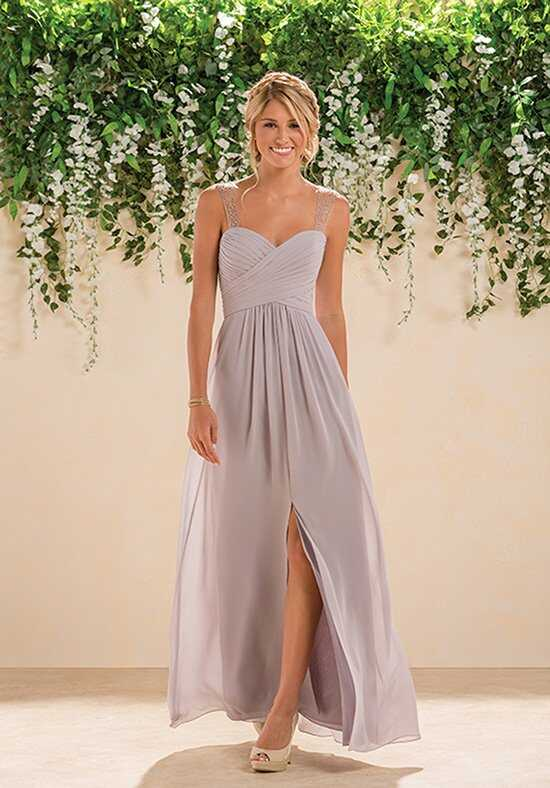 B2 by Jasmine B183007 V-Neck Bridesmaid Dress