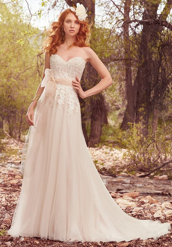 Maggie Sottero Harmony A-Line Wedding Dress