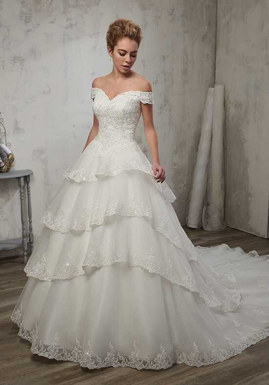 Mary's Bridal 6598 Ball Gown Wedding Dress