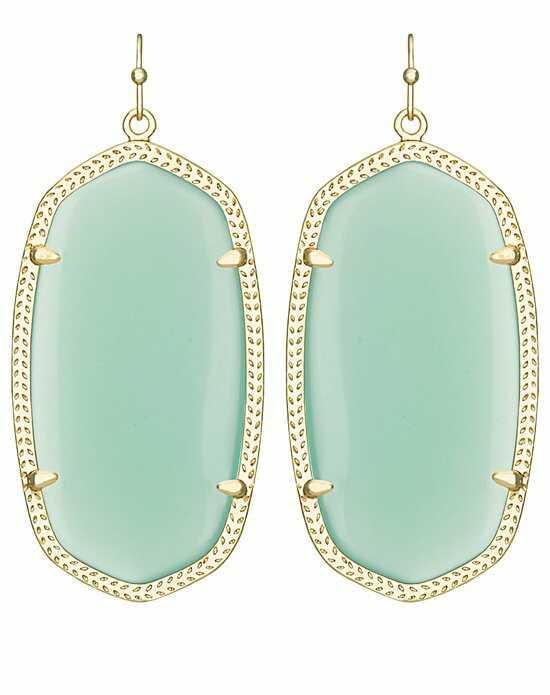 Green wedding jewelry for Kendra scott fine jewelry
